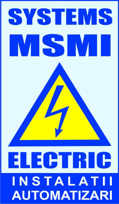 Systems MSMI Electric Logo